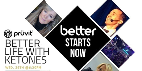Better Life with Ketones Windsor tickets