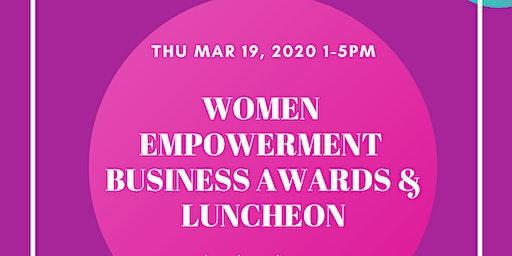 Women Empowerment Business Awards Luncheon