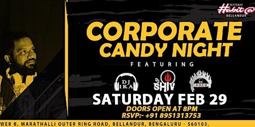 Corporate Candy Night