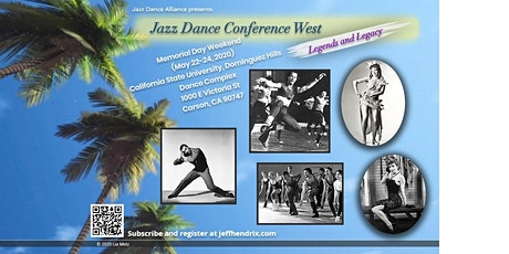 Jazz Dance Conference West 2020: Legends and Legacy tickets