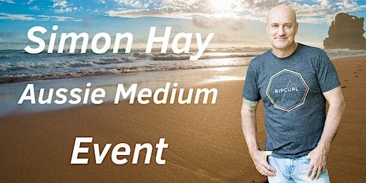 Aussie Medium, Simon Hay at the Blue Shades Motel in Maryborough