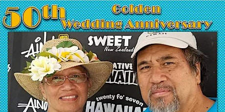 GET TICKETS here>Zach and JoJo's 50th Wedding Anniversary-Vegas Style Bash! tickets