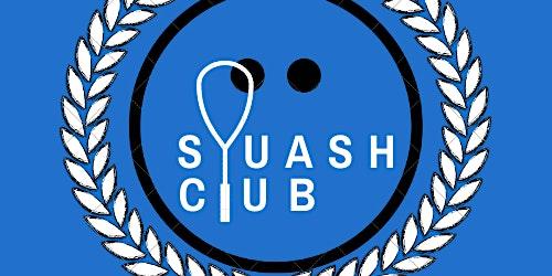 UTSG Squash Club Annual Spring Tournament