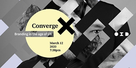 GDC/BC AGM: Converge — Branding in the age of UX tickets