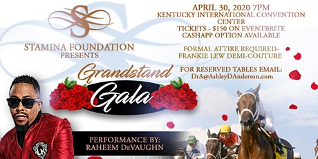 The Grandstand Gala tickets