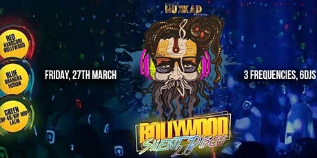 Bollywood Silent Disco 2.0 tickets
