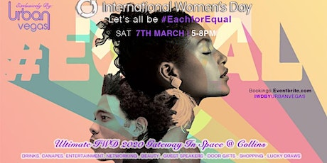 International Women's Day 2020 By Urban Vegas tickets