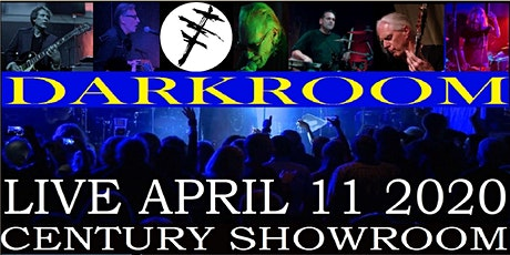Darkroom - Live at the Century Showroom tickets