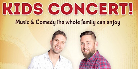 Kids Concert with the Dad Joke Duo (1pm show) tickets