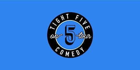 Tight 5 Comedy Newcastle Premiere with Riv Narak & Gavin Scott tickets