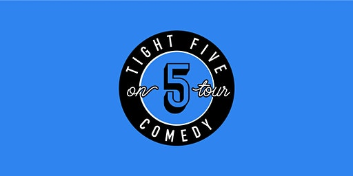 Tight 5 Comedy Newcastle Premiere with Riv Narak & Gavin Scott
