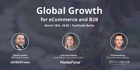 Global Growth for B2B & eCommerce Tickets