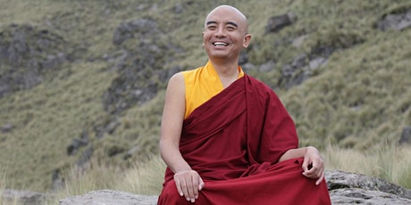 In Love with the World: A Monk's Journey through the Bardos of Living and Dying with Yongey Mingyur Rinpoche tickets