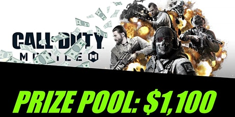 PAX EAST | Call of Duty Mobile Esports Contest | PRIZE POOL $1,100  tickets