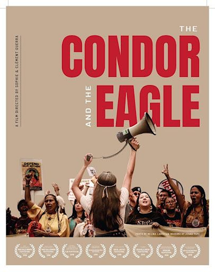 The Condor and The Eagle Film Screening - World Water Day 2020 image