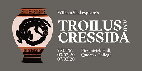 Troilus and Cressida tickets