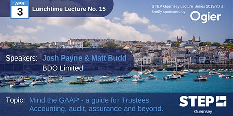 STEP Lunchtime Lecture No.15 tickets