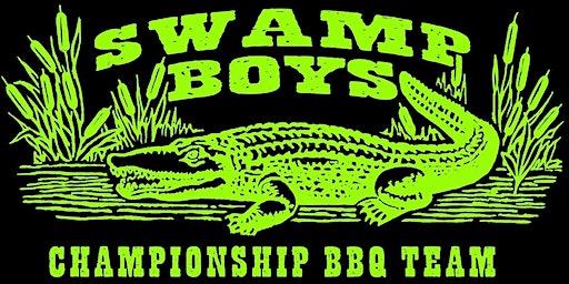 Rub Bagby - Swamp Boys Championship BBQ Team - Backyard BBQ Masterclass