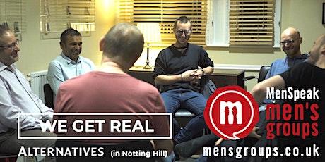 MenSpeak Mens Group with Kenny Mammarella D'Cruz - March tickets