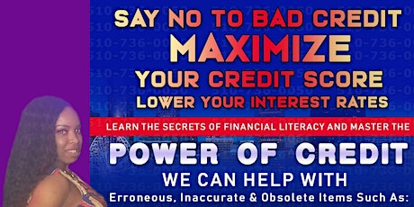 Credit Repair & Financial Solutions {FREE EVENT} tickets