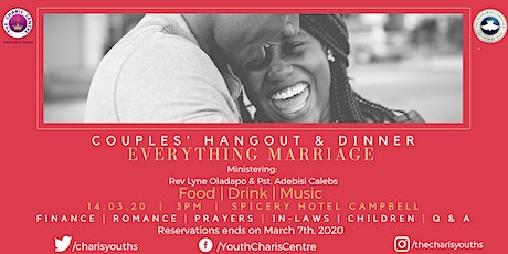 Couples' Hangout: Everything Marriage tickets