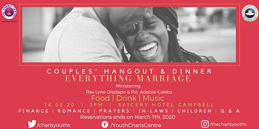 Couples' Hangout: Everything Marriage