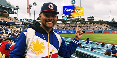 Filipino Heritage Night @ Dodger Stadium // Throwing First Pitch tickets