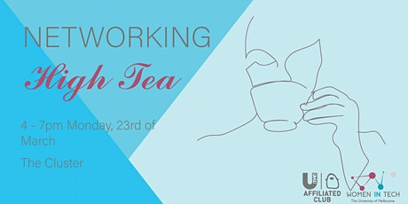WIT Networking High Tea tickets