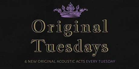 Tues Feb 25th Original Tuesdays at The Scottish Prince! tickets