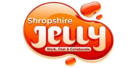 Shrewsbury Jelly Co-working day, Loopy Shrew, March 2020 tickets