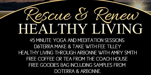 Rescue & Renew Healthy Living