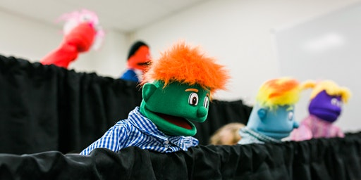 Puppetry Training Day