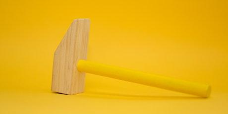 Get Unstuck with Design Thinking: The Workshop tickets