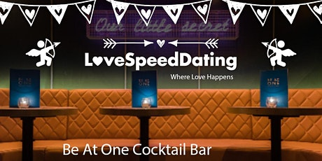 Speed Dating Singles Night 40's & 50's tickets