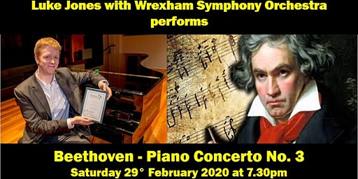 President's Annual Concert with the Wrexham Symphony Orchestra