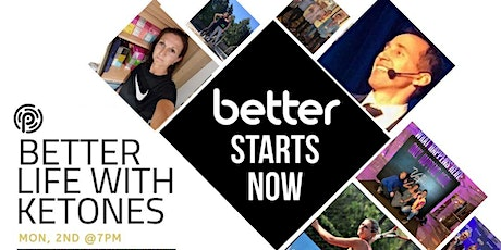 Better Life with Ketones Belgium tickets
