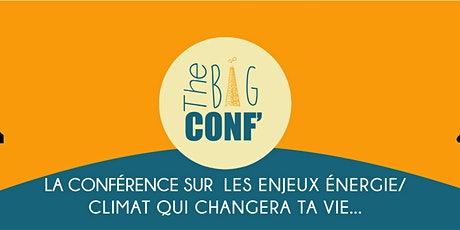 the Big Conf': Happiness bar billets