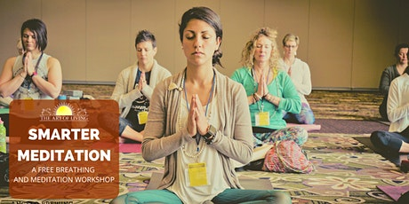 Smarter Meditation: An Introduction to The Happiness Program tickets