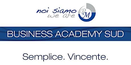 Business Academy Nord - Milano biglietti