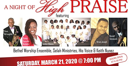 A Night of High Praise! tickets