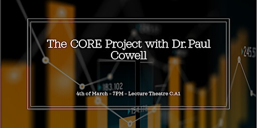 The CORE Project with Dr. Cowell