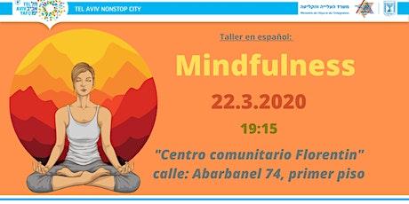 Mindfulness en español tickets