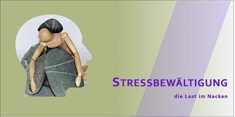 Body & Mind Themenworkshop - Stressbewältigung :  Die Last im Nacken Tickets