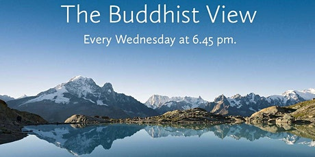 The Buddhist View tickets