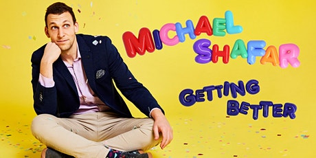 Michael Shafar - FREE Stand Up Comedy at Adelaide Fringe tickets