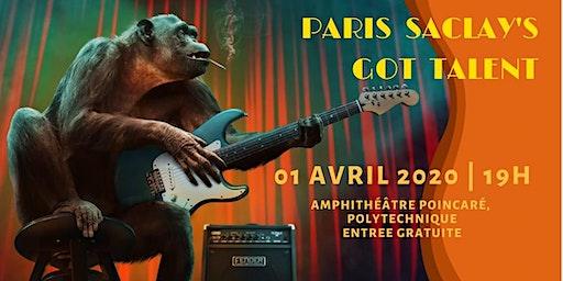 Paris Saclay's Got Talent 2020 - 3e édition