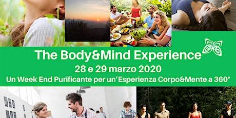 The Body&Mind Experience biglietti