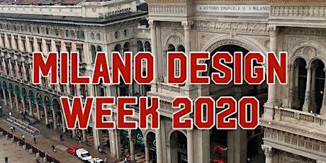 BJOY| Milano Design Week 2020 - I migliori eventi del FuoriSalone biglietti