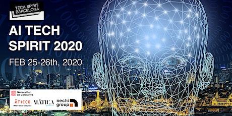 AI Tech Spirit 2020 entradas