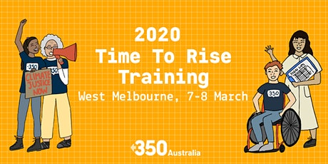 West Melbourne Time To Rise Training tickets